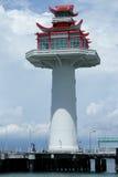 Faro del estilo chino Foto de archivo