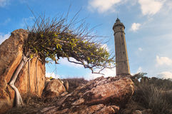Faro del KE GA nel Vietnam Fotografie Stock