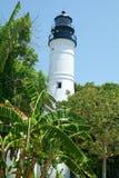 Faro del Key West fotografia stock