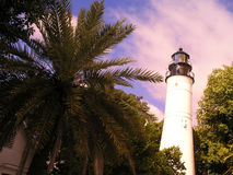 Faro del Key West Fotografia Stock