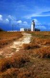 Faro del Los Morrillos imagen de archivo libre de regalías