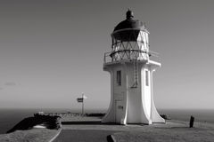 Faro del norte lejano Imagen de archivo
