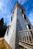 Faro del oso del cabo, PEI Imagen de archivo libre de regalías
