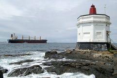 Faro del pen¢asco Imagen de archivo