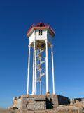 Faro del Port-Vendres imagen de archivo