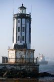 Faro del puerto de Los Ángeles Imágenes de archivo libres de regalías