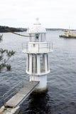 Faro del puerto de Sydney Fotografía de archivo