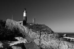 Faro del punto de Montauk Foto de archivo libre de regalías