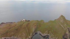Faro del punto de Neist en la isla de Skye