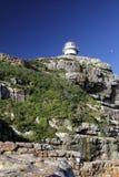 Faro del punto del cabo Imagen de archivo