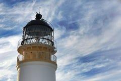 Faro del punto di Neist, isola di Skye, Scozia Fotografia Stock Libera da Diritti