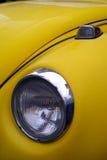 Faro dell'automobile Immagine Stock Libera da Diritti