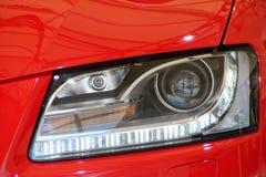 Faro dell'automobile Fotografia Stock