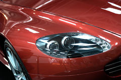 Faro dell'automobile immagini stock