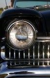 Faro dell'automobile Fotografie Stock Libere da Diritti