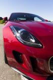 Faro dell'automobile sportiva Fotografia Stock Libera da Diritti
