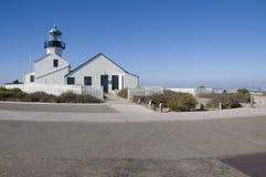 Faro della California Fotografie Stock