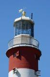 Faro della Plymouth Fotografia Stock
