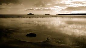 Faro di Ballycotton fotografie stock libere da diritti
