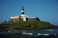 Faro di Barra Immagini Stock Libere da Diritti