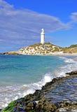 Faro di Bathurst, Australia occidentale immagine stock libera da diritti
