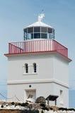 Faro di Borda del capo Fotografia Stock Libera da Diritti