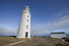 Faro di Bruny del capo, isola di Bruny, Tasmania Immagine Stock Libera da Diritti