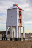 Faro di Burnham Immagini Stock Libere da Diritti
