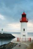 Faro di Cotiniere fotografie stock libere da diritti