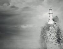 Faro di fantasia Immagine Stock