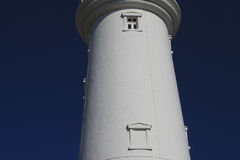 Faro di Flamborough, Yorkshire orientale Immagini Stock