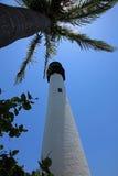Faro di Florida del capo Fotografia Stock