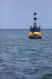 Faro di galleggiamento Immagini Stock