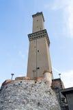 Faro di Genova Immagini Stock Libere da Diritti