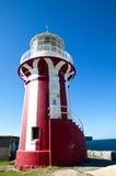 Faro di Hornby, baia di Watsons fotografia stock libera da diritti