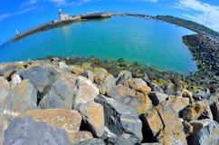Faro di Howth fotografia stock