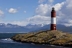 Faro di Les Eclaireurs Fotografie Stock