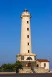 Faro di Licata Fotografía de archivo