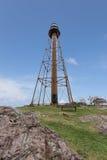 Faro di Marblehead Fotografia Stock Libera da Diritti
