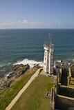 Faro di Mathieu del san in Gran-Bretagna fotografia stock