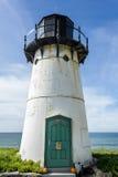 Faro di Montara del punto in California Immagini Stock Libere da Diritti