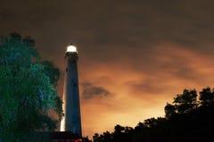 Faro di Pensecola Florida Fotografia Stock