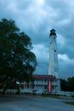 Faro di Pensecola Florida Immagine Stock Libera da Diritti