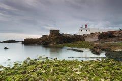 Faro di raso di Cabo fotografia stock