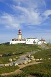 Faro di roca di Cabo da Fotografie Stock Libere da Diritti