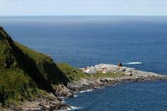 Faro di Runde Fotografia Stock
