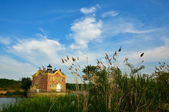 Faro di Saugerties Fotografia Stock Libera da Diritti