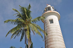 Faro di scorticatura, Sri Lanka Fotografie Stock Libere da Diritti