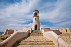 Faro di Sur fotografia stock