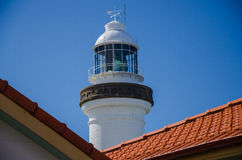Faro en Byron Bay, Australia Fotografía de archivo libre de regalías